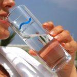 Heilwasser bei Bild der Frau