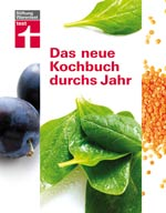 Stiftung Warentest Kochbuch durchs Jahr