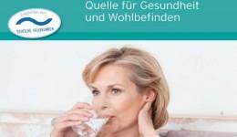 Frisch gedruckt: mein Heilwasser-Ratgeber