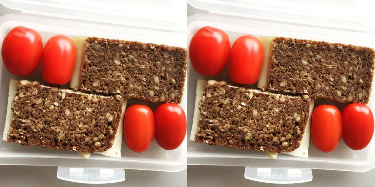 Was die Ernährungswissenschaftlerin im Büro isst