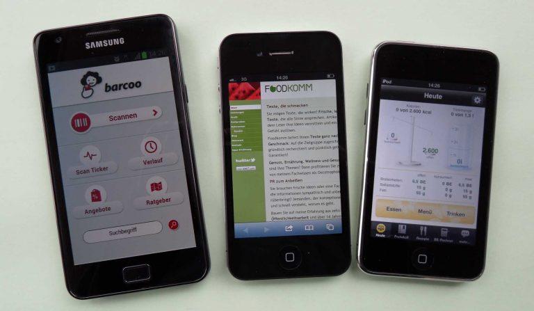 Plattform für Ernährungs-Apps jetzt online