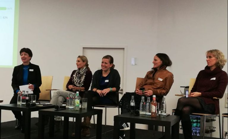 Ocotrophologen in Sozialen Medien, Moderation Corinna Dürr
