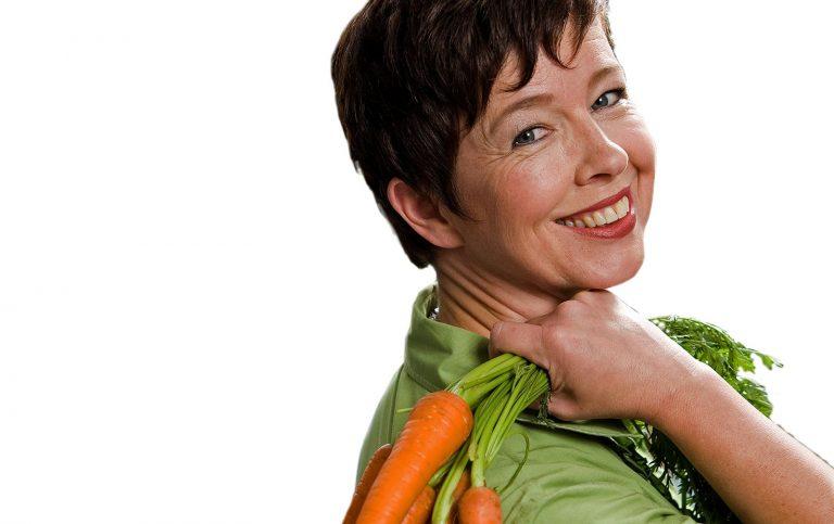 Corinna Dürr zum Bloggen über Ernährung